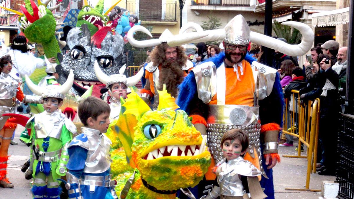 Carnaval Villarrobledo
